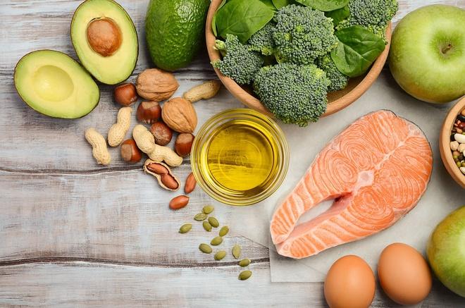 các thực phẩm giúp giảm béo đùi