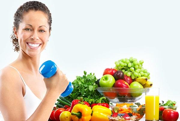 Chế độ ăn đủ dinh dưỡng cho các bạn nữ đang tập Gym