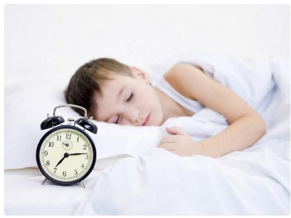 Mách mẹ cách chữa và phòng chống chứng rối loạn giấc ngủ ở trẻ 2