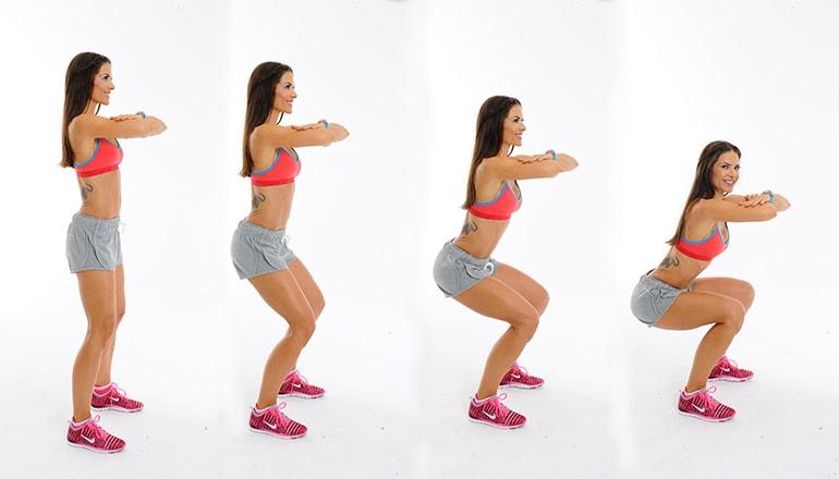 Động tác tiêu hao lượng mỡ thừa, cơ thể trở nên dẻo dai hơn