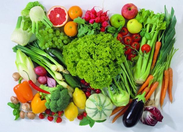 Bổ sung thêm chất xơ, vitamin, khoáng chất vào chế độ dinh dưỡng