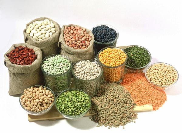 Ngũ cốc chứa nhiều chất dinh dưỡng có lợi cho sức khỏe, chất béo và vitamin