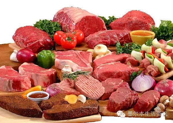 Thịt đỏ thực phẩm có khả năng tạo cơ bắp và tăng cân tuyệt vời