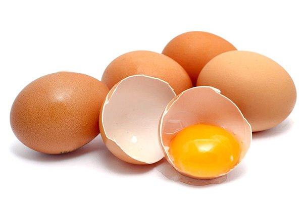Trứng giải pháp tăng cân hiệu quả và đem lại vóc dáng đầy đặn