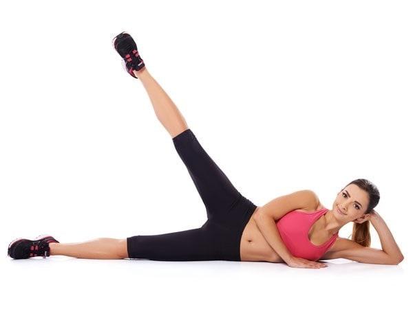 Thường xuyên thực hiện các bài tập đơn giản để hạn chế lượng mỡ dư thừa trong cơ thể