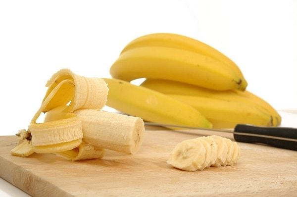 Chuối rất tốt cho hệ tiêu hóa và giảm cân
