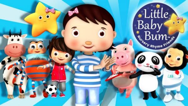 Little Baby Bum gồm những bài hát dễ nghe với nội dung đáng yêu