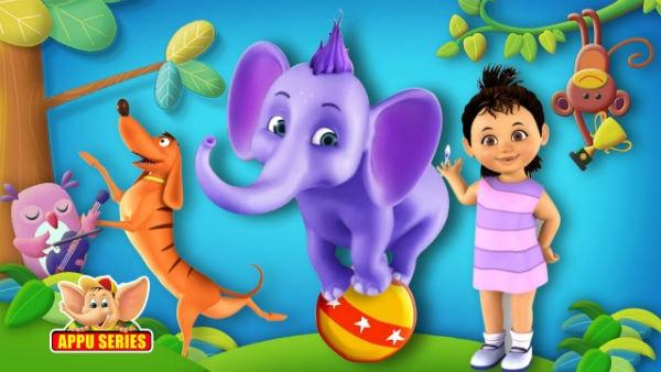Appu Series kênh hoạt hình do người thật đóng với tình tiết lôi cuốn đem lại hứng thú cho bé