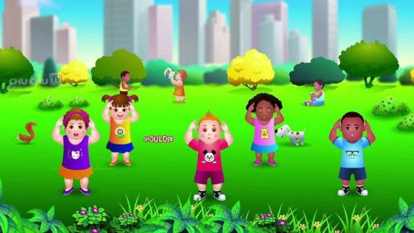 ChuChu TV Nursery Rhymes & Kids Songs gồm các video với hàng tram bài hát vui nhộn