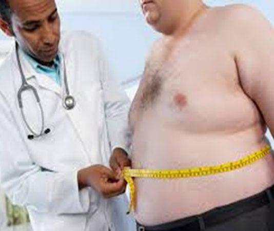 Cảnh báo 9 bệnh nguy hiểm tiềm ẩn đối với đàn ông bị béo bụng