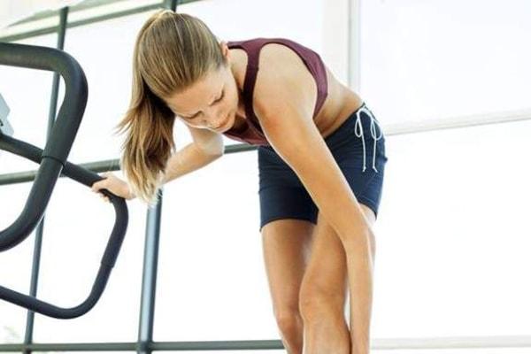 Luyện tập sai cách có thể khiến cho vùng đùi cơ bắp hơn