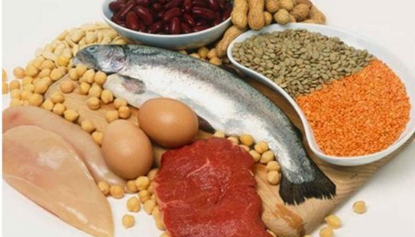 Dinh dưỡng rất quan trọng cho việc phát triển cơ bắp