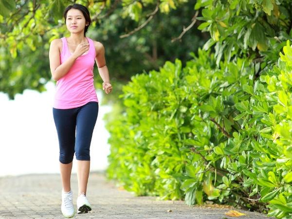 bài tập thể dục giảm cân sau khi sinh 1