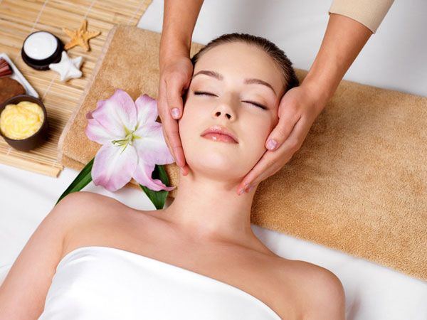 Có thể áp dụng phương pháp massage vùng mặt mỗi ngày