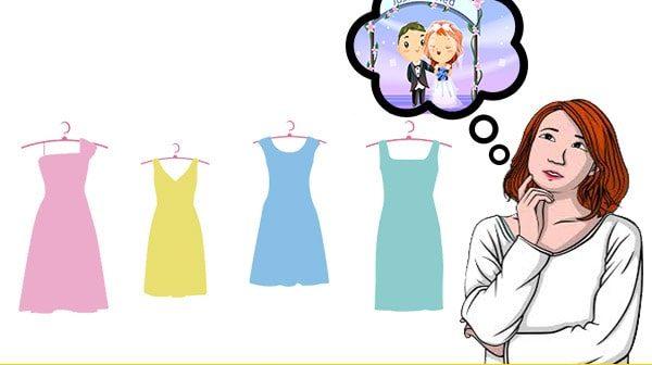 Cô nàng có thân hình mũm mĩm nên mặc gì khi đi dự tiệc cưới?