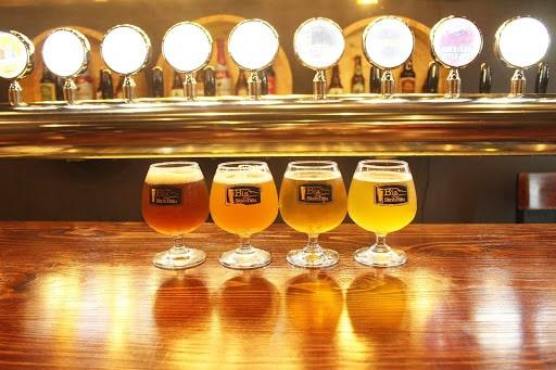 Bia thủ công thường có hai loại chính