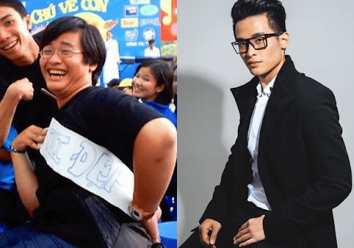 Hà Anh Tuấn và cách giảm cân của riêng mình