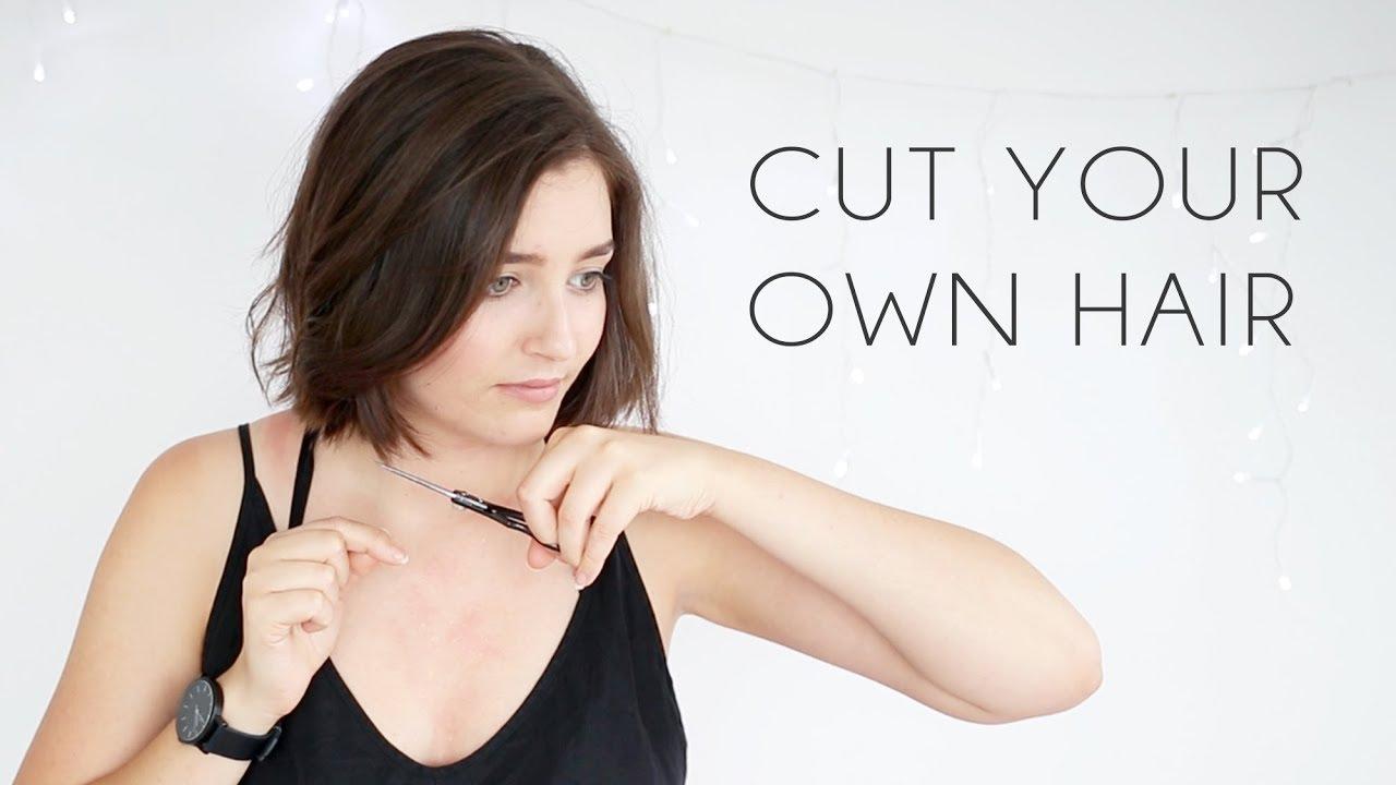 cắt tóc tại nhà