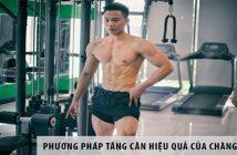 Phương pháp tăng cân hiệu quả của chàng trai 9X