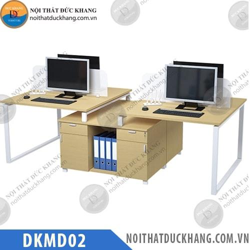 Module bàn làm việc 4 người DKMD02