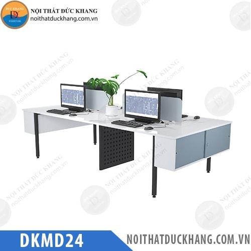 Module bàn làm việc 4 người DKMD24