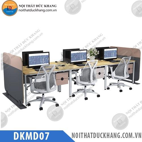 Module bàn làm việc 6 người DKMD07