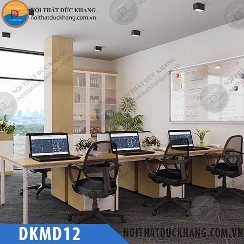 Module bàn làm việc 6 người DKMD12