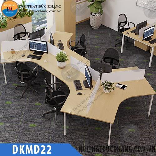 Cụm bàn làm việc DKMD22