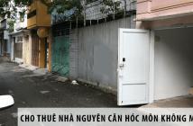 Cho thuê nhà nguyên căn Hóc Môn không cần môi giới