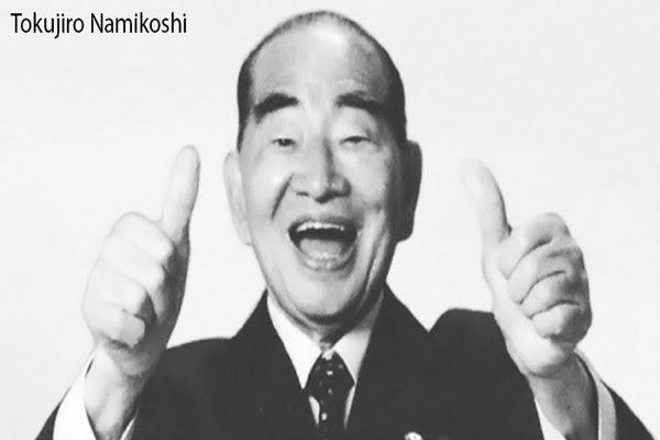 Tokujiro Namikoshi - người phát minh ra phương pháp massage Shiatsu