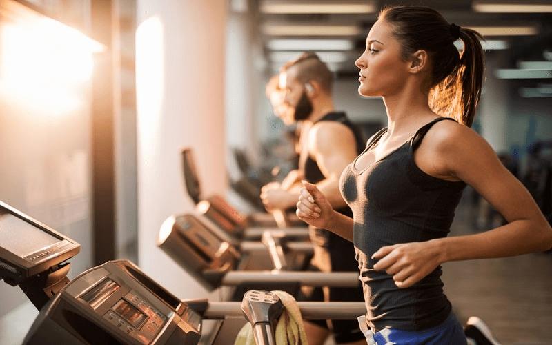 Nâng cao sức khỏe với máy chạy bộ