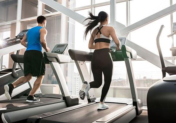 Cải thiện hệ tim mạch, phổi với máy chạy bộ