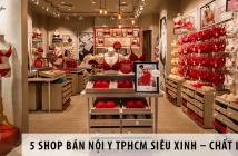 """""""Mách Nhỏ"""" Bạn 5 Shop Bán Nội Y TPHCM Siêu Xinh – Siêu Chất Lượng"""