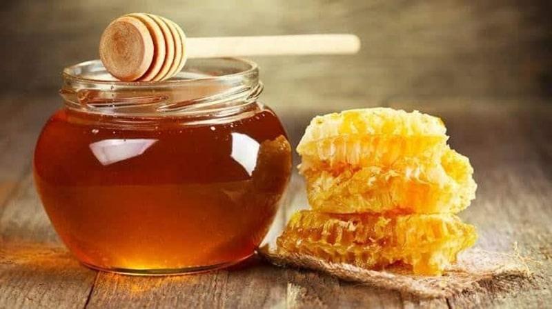 Giải rượu bằng mật ong