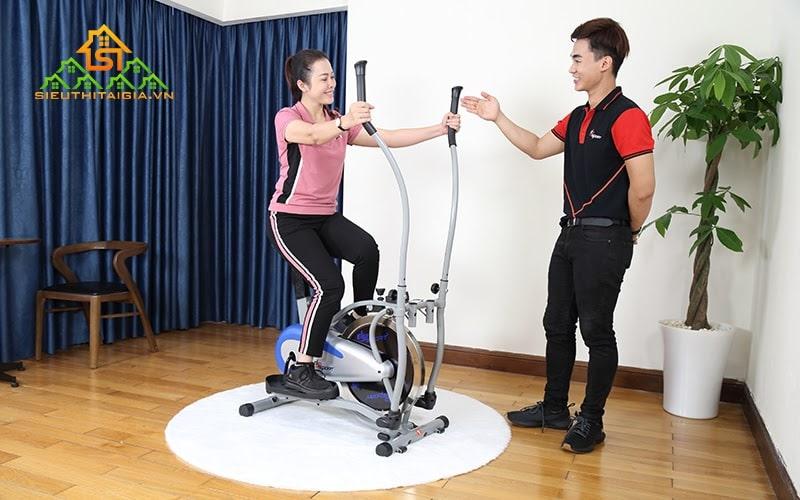Xe đạp tập tổng hợp ELIP Ver 2